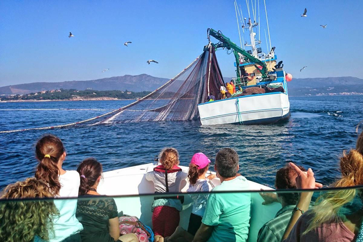 Rutas de las Artes de Pesca
