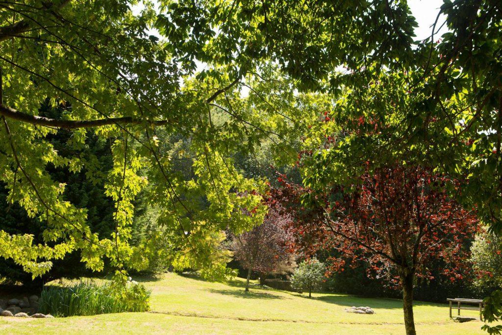 Jardín Casa A Pedreira